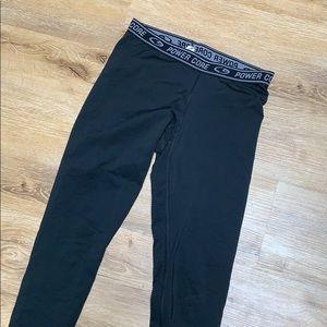 Powercore fleece leggings